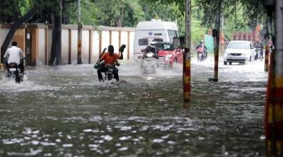Mumbai Rains : Mumbai and its suburban record 254 mm rain in 10 hours