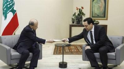 Beirut Blast lebanon Prime Minister Hassan Diab resigned as death roll rises