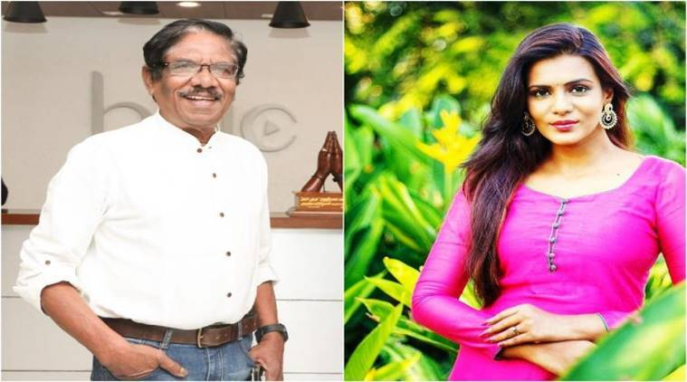 Bharathiraja condemns Meera Mithun