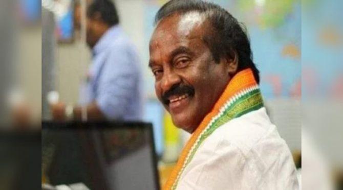 Congress MP H Vasanthakumar Dies