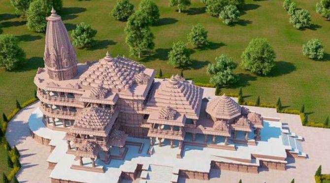 Jalesar's Hindu, Muslim artisans cast 2.1-tonne brass bell for Ram temple