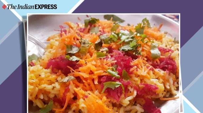 Easy rice recipe, Easy Lunch Box Recipe