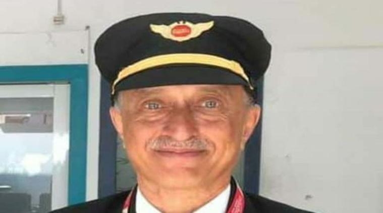 Captain Sathe, ex IAF pilot, who died in tragic kozhikode plane crash