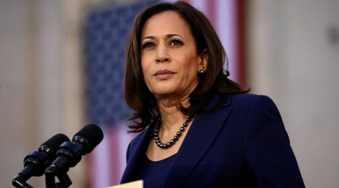 US Presidential candidate Joe Biden picks Kamala Harris as his running mate