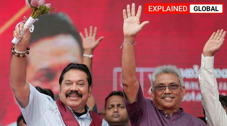 sri lanka coronavirus, இலங்கை, ஸ்ரீலங்கா, இலங்கை தேர்தல், covid 19 sri lanka, sri lanka polls, ராஜபக்ச, கோட்டாபய ராஜபக்ச, Rajapaksa brothers, sri lanka elections, express explained, tamil indian express