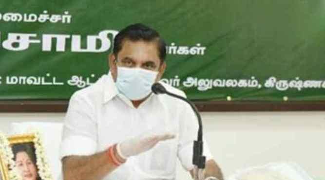 Tamil News Today Live: எஸ்.வி.சேகருக்கு பதில் சொல்ல வேண்டிய அவசியமில்லை - முதல்வர் பழனிசாமி