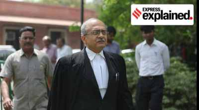 prashant bhushan, prashant bhushan contempt of court, SC on prashant bhushan, பிரசாந்த் பூஷன், உச்ச நீதிமன்றம், நீதிமன்ற அவமதிப்பு, prashant bhushan tweet contempt, prashant bhushan comment on supreme court, prashant bhushan comment on supreme court news, prashant bhushan supreme court tweet, prashant bhushan supreme court tweet news, prashant bhushan tweet cji, prashant bhushan tweet cji news