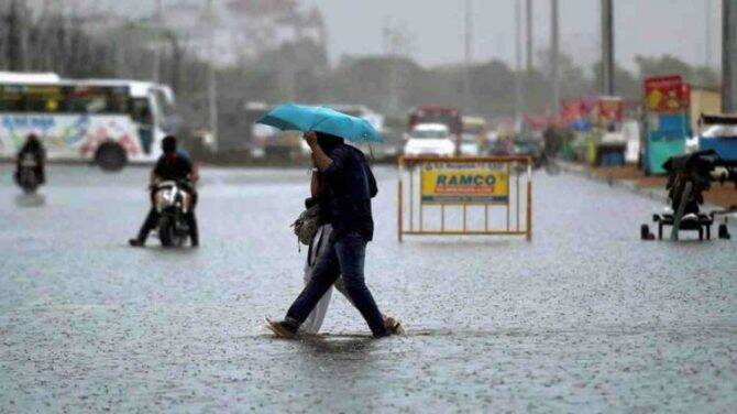 Chennai weather report It is going to be a good show in interior and coastal areas says Tamil Nadu weatherman