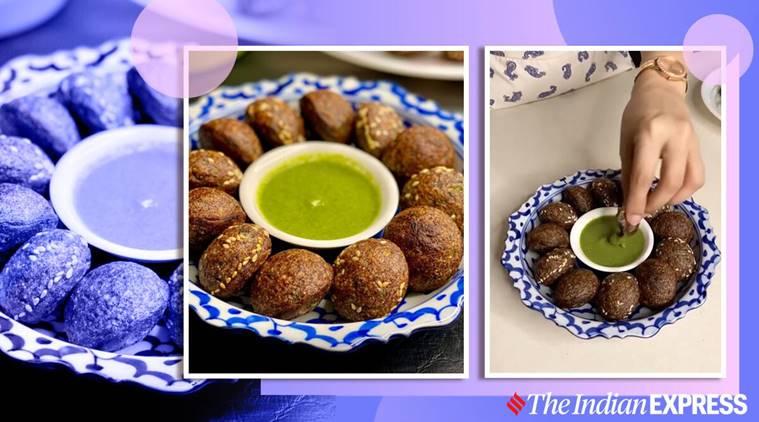 Ragi Paniyaram recipe, Healthy breakfast recipe in tamil, easy breakfast recipe in tamil, ragi recipes in tamil