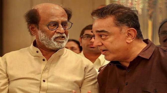 Rajinikanth Kamal Haasan, Tamil Cinema