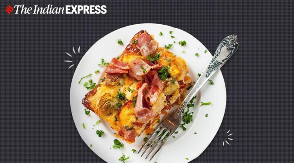 Easy breakfast recipe, easy egg recipe
