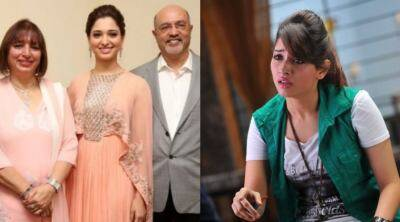 Tamannaah Bhatia parents tests positive for Covid 19