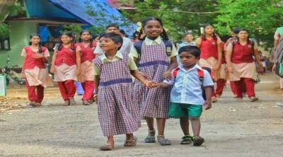 Partial opening of schools for Class 9 to 12