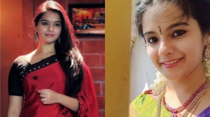 Tamil Serial News, Serial Actress Haripriya