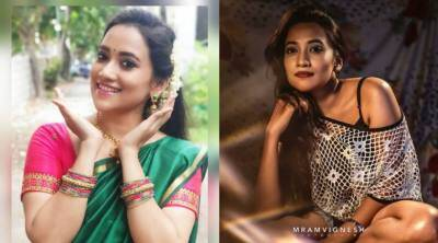 'அப்பா ஆசையை நிறைவேத்தணும்': லட்சியத்தை நோக்கி அஷ்ரிதா ஸ்ரீதாஸ்!
