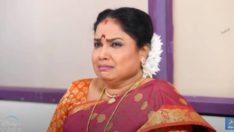 Tamil Serial News, Vijay TV Thenmozhi BA