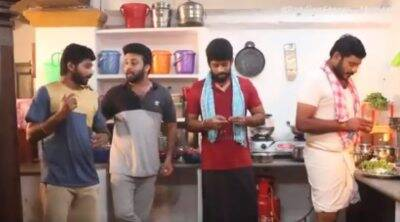 'இருக்குறத வச்சு சமைக்குறவங்க தான் நல்ல சமையல்காரங்க': மூர்த்தி அண்ட் பிரதர்ஸ்
