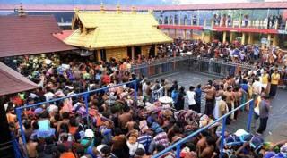 பக்தர்களுக்காக மீண்டும்  திறக்கப்படும் சபரிமலை ஐயப்பன் கோவில்…