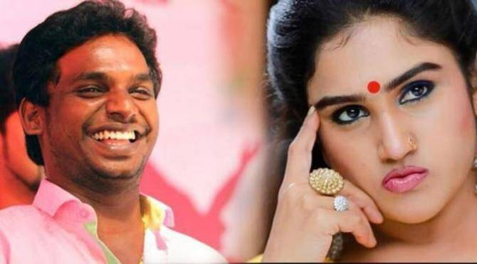 Vanitha Vijayakumar Accepts Nanjil Vijayan's apology
