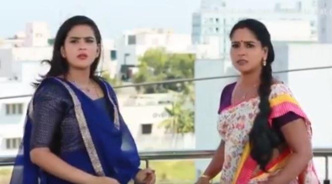 Vijay TV Bharathi Kannamma Serial