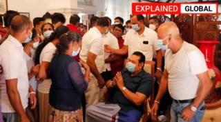 இலங்கைத் தேர்தல்: ராஜபக்ஷவின் மாபெரும் வெற்றியின் அர்த்தம் என்ன?
