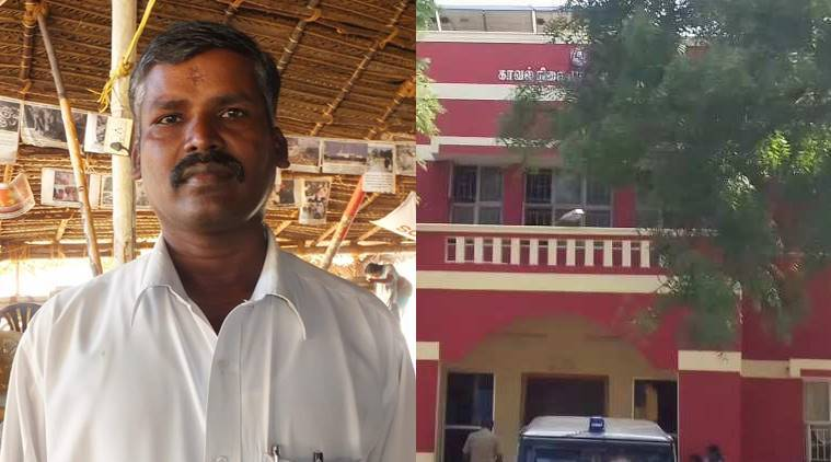 advocate tortured in radhapuram police station case, cbcid police case registered against 9 police, வழக்கறிஞர் சித்திரவதை, ராதாபுரம், 9 போலீசார் மீது சிபிசிஐடி போலீஸார் வழக்கு, டிஎஸ்பி இன்ஸ்பெக்டர் மீது எஸ்சி எஸ்டி வழக்கு, cbcid case filed on dsp inspector, tirunelveli, radhapuram, sc st act against 9 police personnel, dsp inspector 3 si alleged tortured advocate