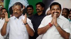AIADMK CM Candidate issue, Edappadi Palaniswamy, O paneer selvam