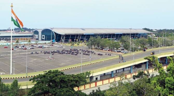 Kerala Assembly passed a resolution against leasing of Tiruvanthapuram airport