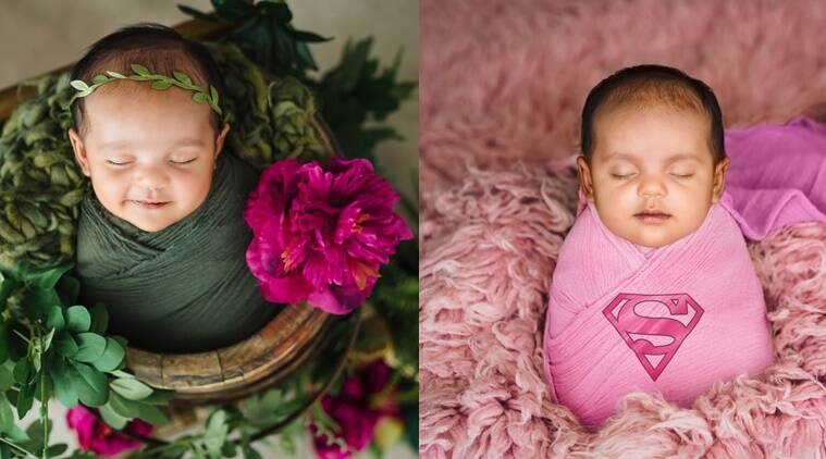 Music Director GV Prakash Kumar shares his daughter Anvi's photos for the first time