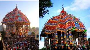 Thiruvarur Azhi ther will be placed inside glass cell for visitors and travelers