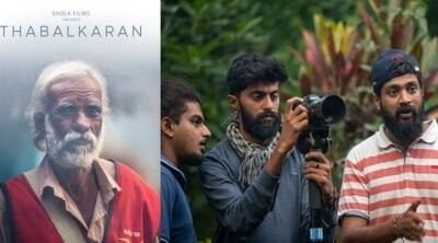 Thabalkaran short film : Shola team members walked 3 days with Postmant D Sivan to make documentaryThabalkaran short film : Shola team members walked 3 days with Postmant D Sivan to make documentary