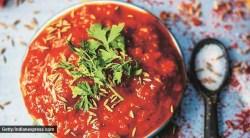 immunity boosting chutney, Tomato Garlic Chutney