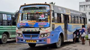 Tamil nadu news today, inter district bus service