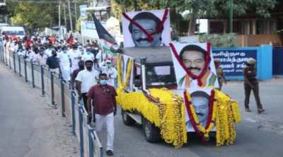 H Vasanthakumar Death, MP Vasanthakumar