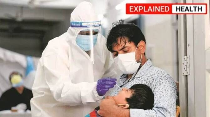 under five age kids carry high viral load