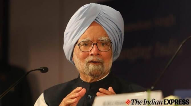 Manmohan Singh suggested three steps to restore Normalcy