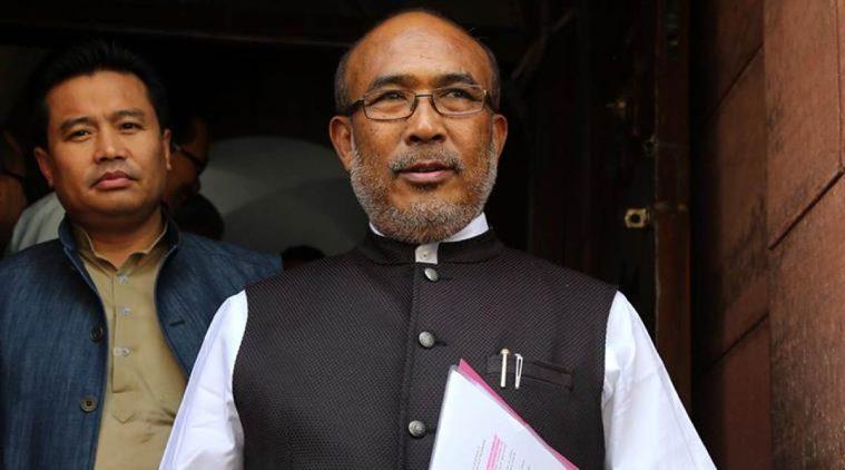 Manipur CM N Biren Singh