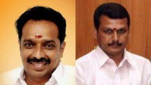 transport minister mr vijayabaskar tested covid-19 positive, dmk mla senthil balaji tested coronaviurs positive, போக்குவரத்து துறை அமைச்சர் எம்ஆர் விஜயபாஸ்கருக்கு கொரோனா, திமுக எம்எல்ஏ செந்தில் பாலாஜிக்கு கொரோனா தொற்று, திமுக, அதிமுக, கொரோனா வைரஸ், mr vijayabaskar tested covid-19 positive, senthil balaji tested covid-19 positive, dmk mla senthil balaji