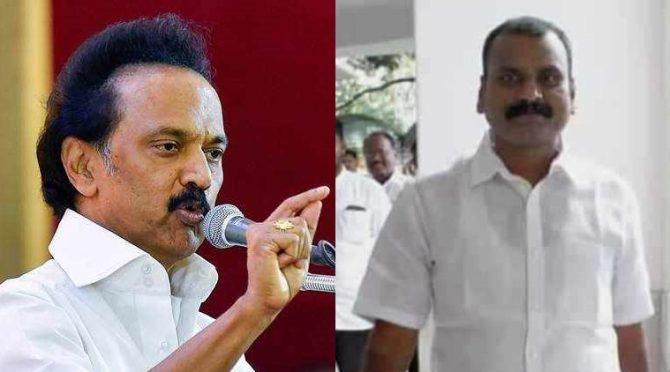 dmk praises bjp leader l murugan, dmk daily murasoli, பாஜக, எல் முருகன், திமுக, முரசொலி, dmk prises l murugan,bjp, dmk, murugan