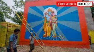உறுதியான 'ஜெய் ஸ்ரீ ராம்'  முதல் மென்மையான 'ஜெய் சியா ராம்' வரை – கடந்து வந்தபாதை