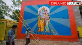 உறுதியான 'ஜெய் ஸ்ரீ ராம்'  முதல் மென்மையான 'ஜெய் சியா ராம்' வரை - கடந்து வந்த பாதை