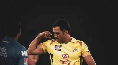 Dhoni, Chennai super kings, Chennai, IPL 2020, Indian Premier League, IPL news, IPL Live Score,MA Chidambaram stadium,IPL in UAE,ipl 2020,IPL,indian premier league,csk camp,CSK,Chennai Super Kings