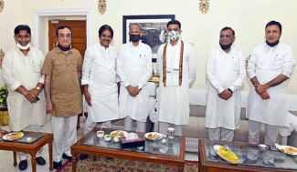 அசோக் கெலாட் அரசு நம்பிக்கை வாக்கெடுப்பில் வெற்றி - முடிவுக்கு வந்தது ராஜஸ்தான் அரசியல் நாடகம்