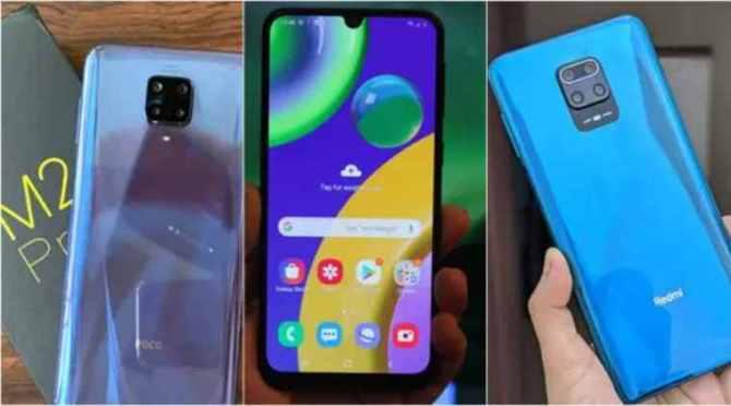 Samsung, smartphone, Realme, best budget smartphones 2020, best budget phones under 15000, poco m2 pro, realme 6i, redmi note 9 pro, samsung m21, vivo y30