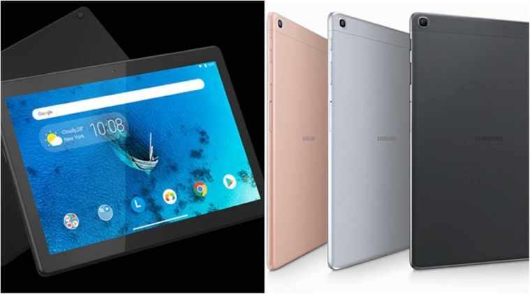 Smartphones, Tablet, budget tablets, Huawei Mediapad T5, Samsung Galaxy Tab A, Panasonic Tab 8 HD, Lenovo Tab M10 HD, Alcatel 3T 10, tablets under 15000, affordable tablets