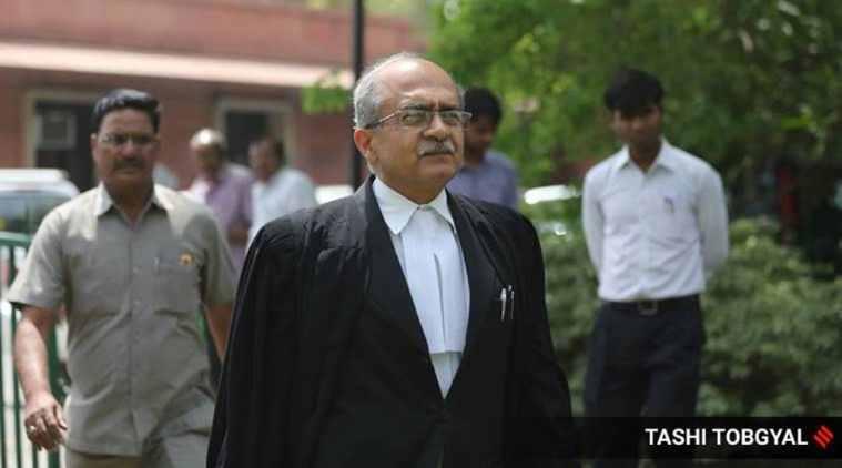 Supreme court, Prashnt Bhushan court contempt case, quantum of punishmnet, guilty, prashant bhushan contempt case, prashant bhushan guilty,prashant bhushan supreme court, prashant bhushan supreme court, prashant bhushan tweets, supreme court news, indian express news