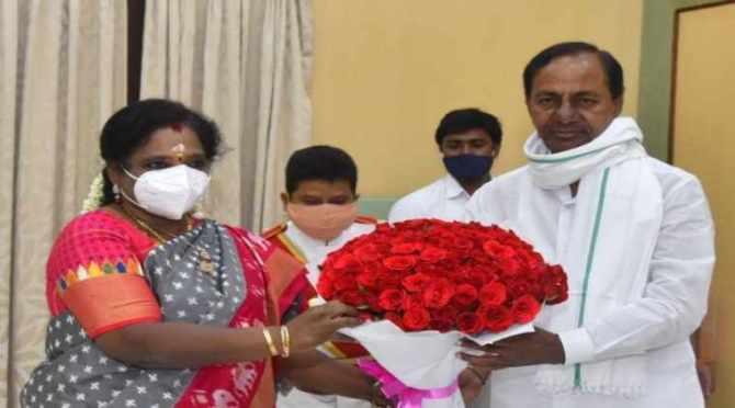 Telangana, corona tests, Tamilisai Soundararajan,BJP,Saidi Reddy, Hyderabad, TRS, Chandrasekar rao, twitter, news in tamil, tamil news, news tamil, todays news in tamil, today tamil news, today news in tamil, today news tamil
