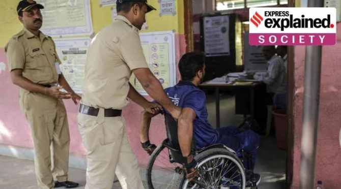 India, disability, social justice, UN assembly, guidelines, disability, un guidelines of disabled people, guidelines for disabled people, disability definition, indian express
