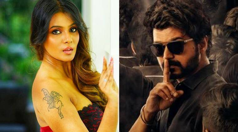 vijay fans, vijay makkal iyakkam, vijay fans complaints against meera mitun, bigg boss celebrity meera mitun,மீரா மிதுன், விஜய், விஜய் ரசிகர்கள், விஜய் ரசிகர்கள் மீரா மிதுன் மீது காவல்துறையிடம் புகார், meera mitun criticise vijay and his wife, meera mitun criticise vijay and surya, vijay fans gives police complaints against meera mitun, tamil cinema news, latest tamil cinema news