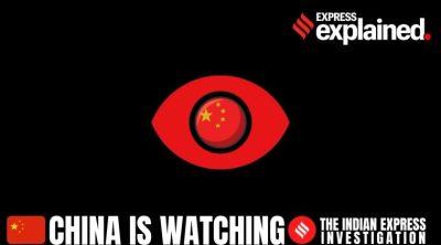 Why China harvests India data